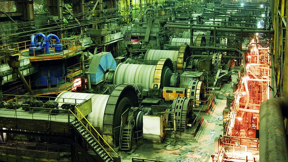 Производство никеля в России в 2016 году