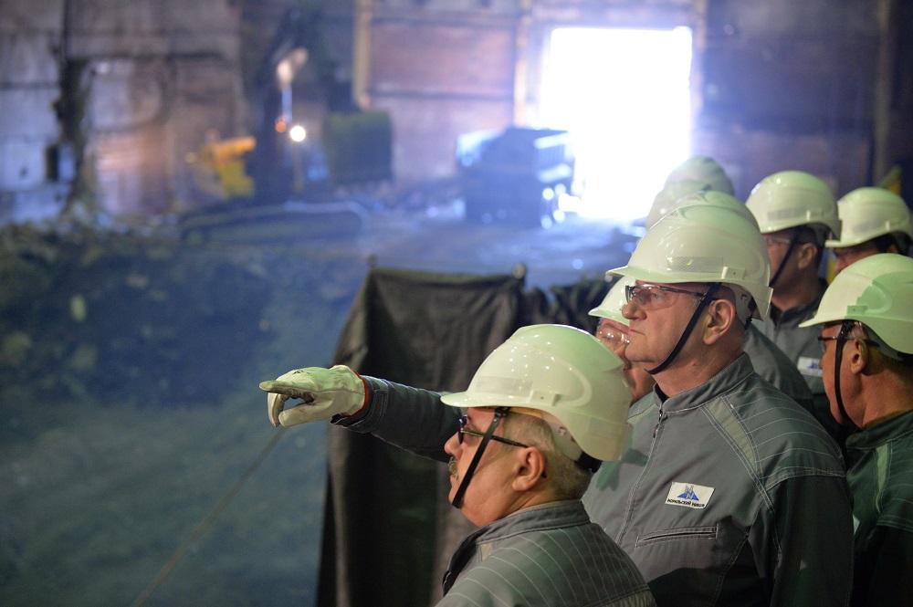 Российская металлургия в кризисные 2014-2016 годы
