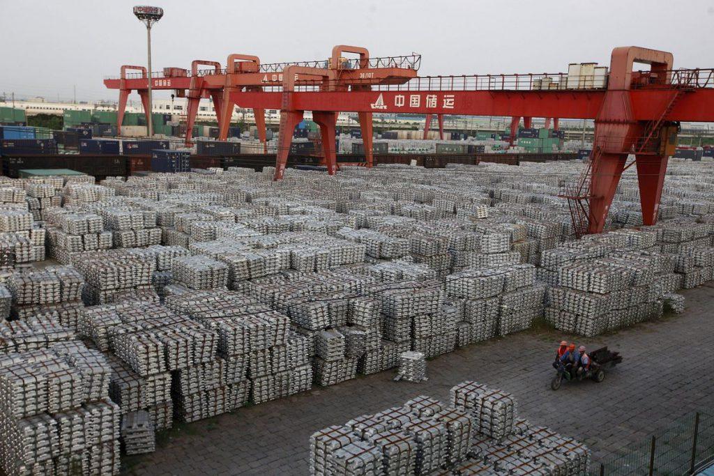 Производство нержавеющей стали в Китае (2017 год)