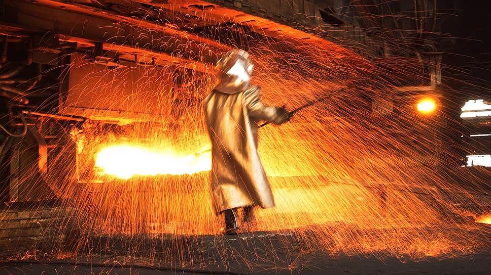 Рынок цветных металлов в России в 2017 году